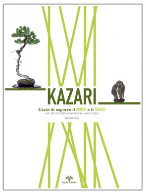 Kazari, the art of displaying bonsai and suiseki.