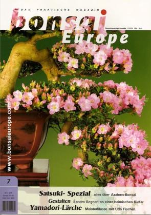 Bonsai Europe DE #07