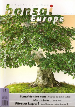 Bonsai Europe FR #18