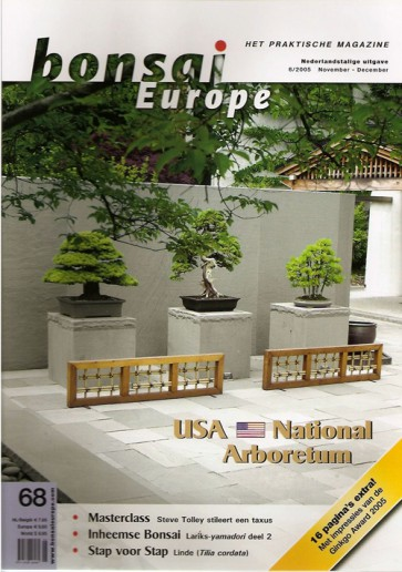 Bonsai Europe NL #68