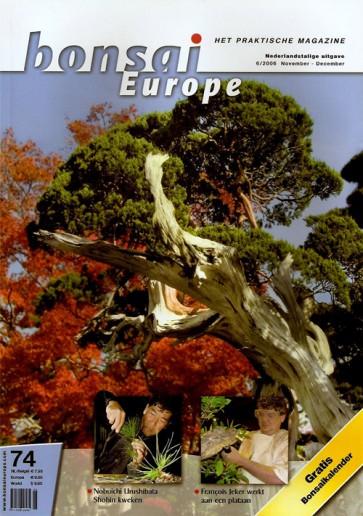 Bonsai Europe NL #74