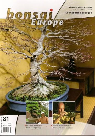 Bonsai Europe FR #31