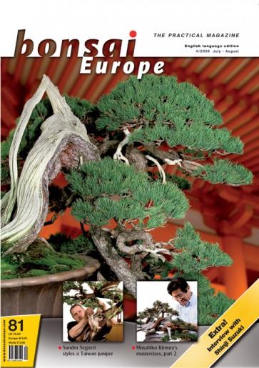 Bonsai Europe EN #81