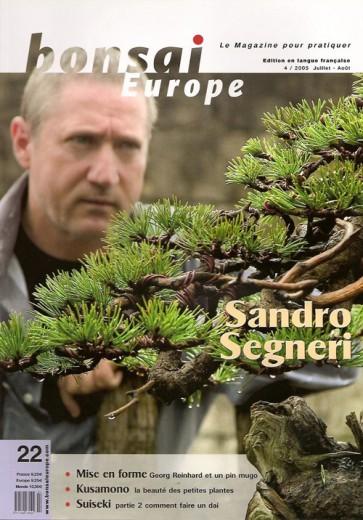 Bonsai Europe FR #22