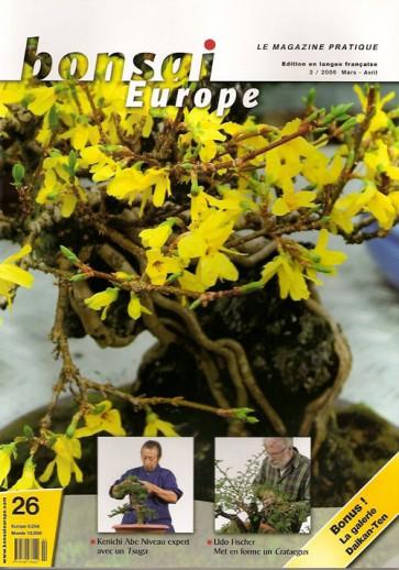 Bonsai Europe FR #26