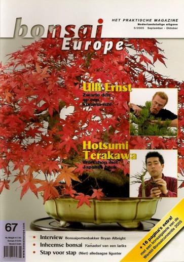 Bonsai Europe NL #67