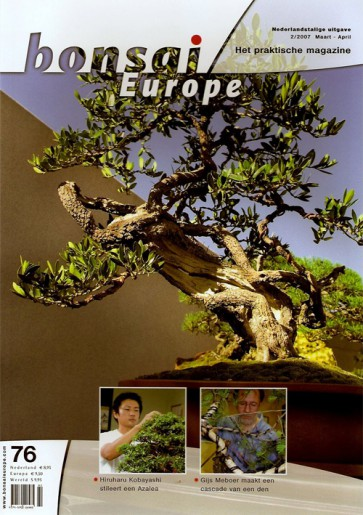 Bonsai Europe NL #76
