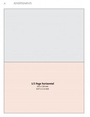 Anzeige 1/2 Seite