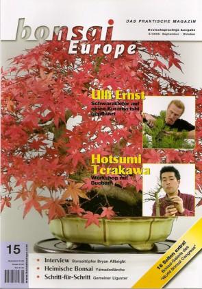 Bonsai Europe DE #15