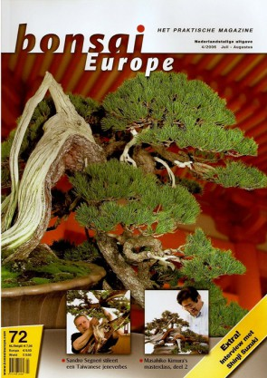 Bonsai Europe NL #72