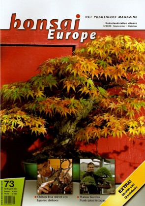 Bonsai Europe NL #73