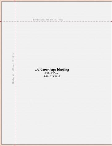 Pubblicazione 1/1 pag. Copertina interno
