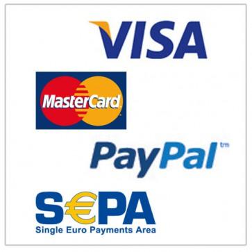 Aggiornare metodo di pagamento