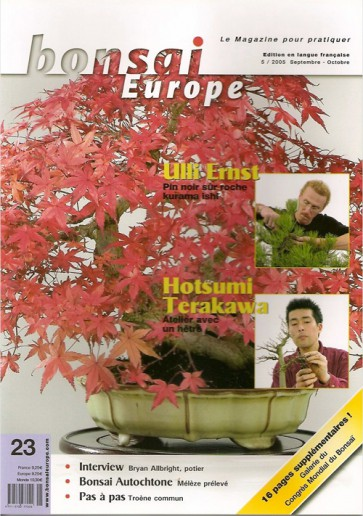 Bonsai Europe FR #23