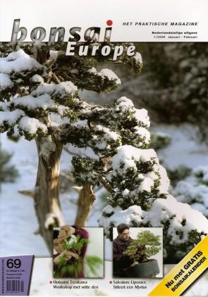 Bonsai Europe NL #69