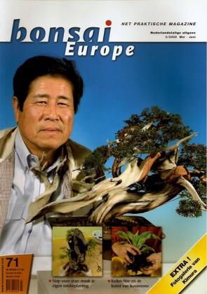 Bonsai Europe NL #71