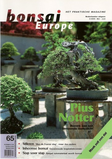 Bonsai Europe NL #65