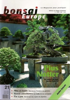 Bonsai Europe FR #21